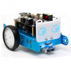 ROBOT EDUCATIVO MBOT COMPLETE SPC MAKEBLOCK - 38 PIEZAS - MICROCONTROLADOR ARDUINO UNO - BT - 3 KITS ADICIONALES
